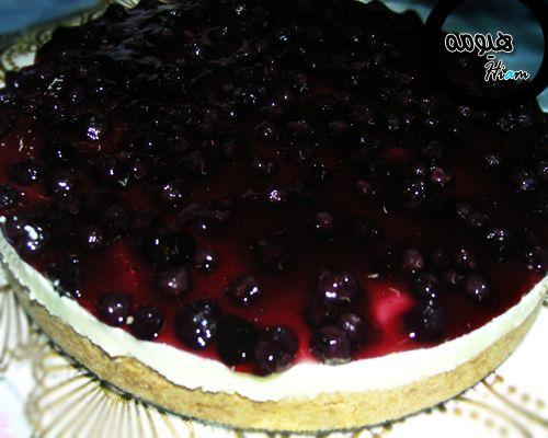 تشيز كيك سعد الدين بالصور طريقه عمل تشيز كيك سعد الدين بالصور Just Desserts Desserts Cheesecake