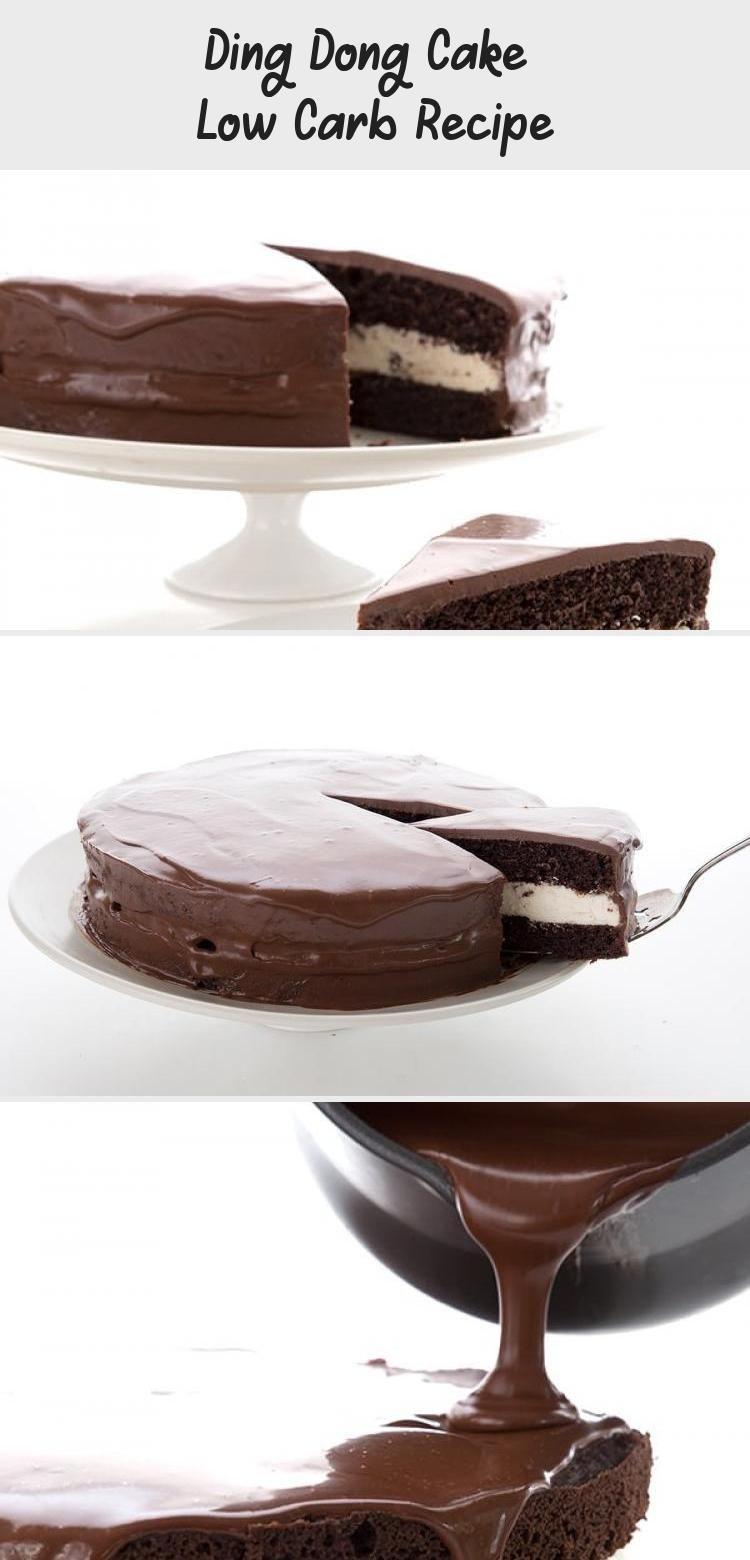 Ding dong cake low carb recipe in 2020 sugar free