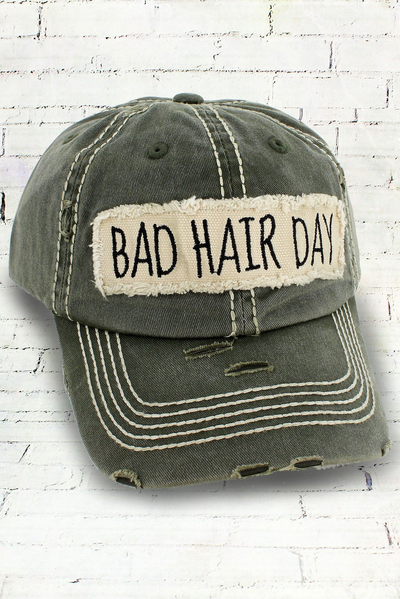 Cute Baseball Cap For Women And Teens Distressed And Casual It S The Perfect Hat For The Beach This Hats For Women Womens Hats Baseball Summer Hats For Women