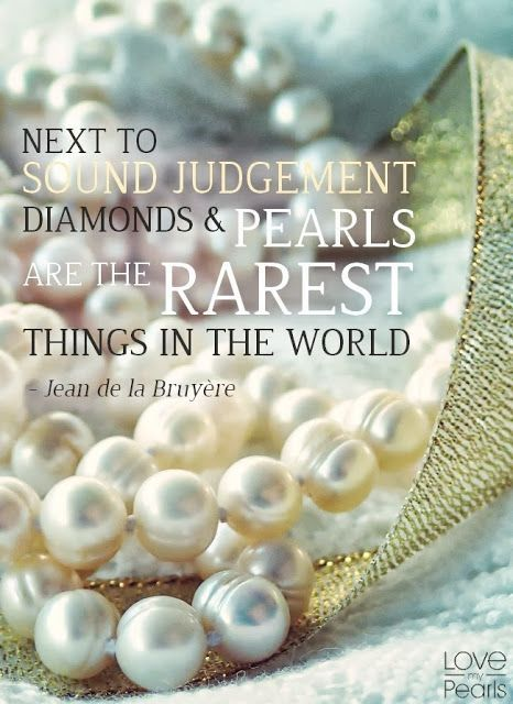 Quotes About Pearls And Friendship Magnificent Quotes Pearls And Diamonds  Google Search  Jewellery Trends