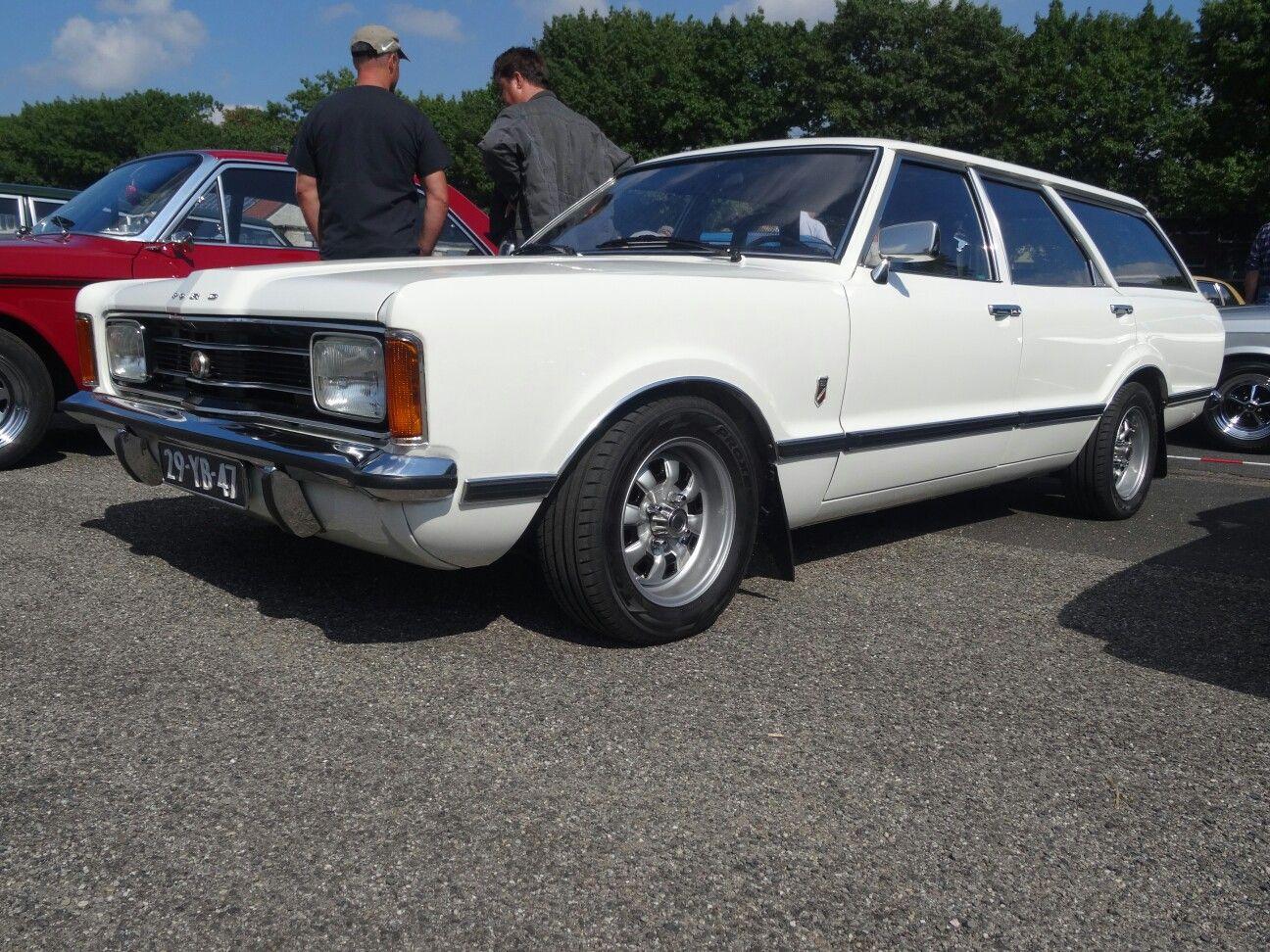 Ford Taunus Mk1 Turnier Ford Mk1 Oldtimer