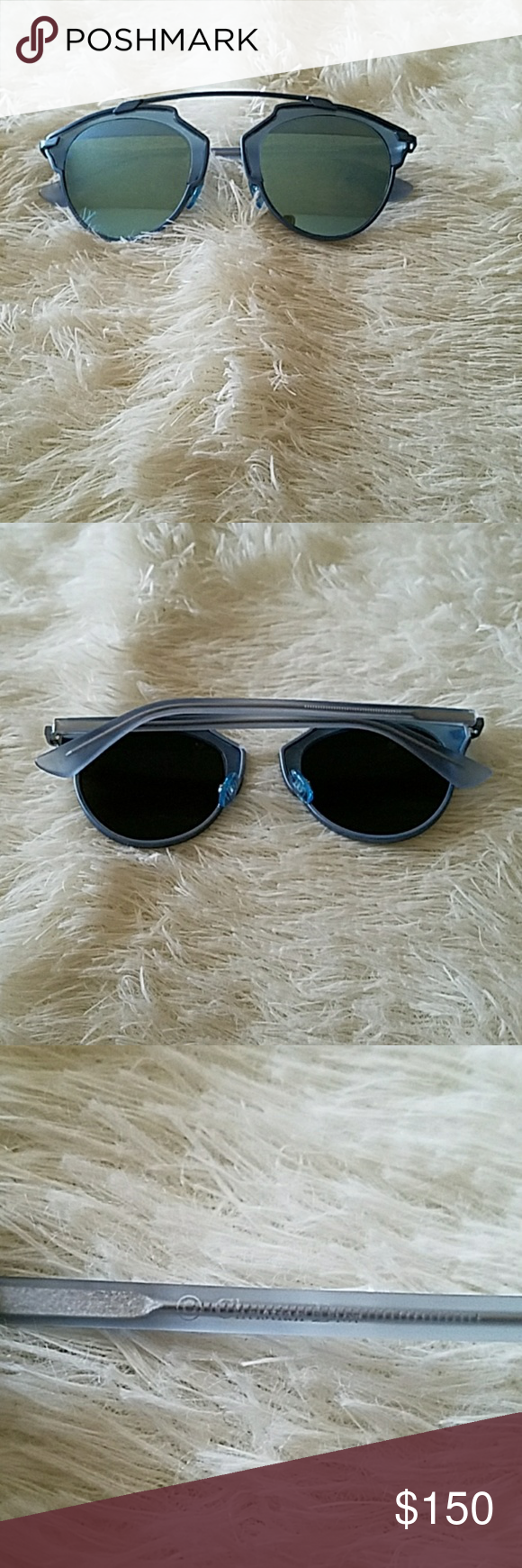 b91d1033a85 Dior So Real RMJLH sunglasses Dior So Real sunglasses with serial number  RMJLH. Glasses only. Made in Italy. 100% authentic. Dior Accessories  Sunglasses