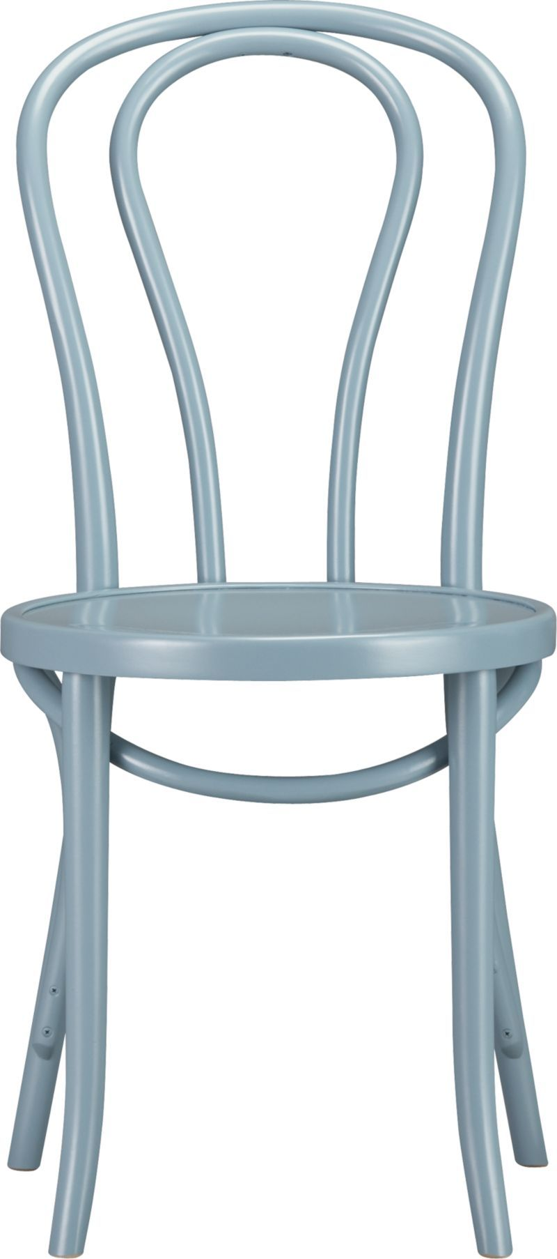 Vienna Sky Side Chair ... also available in red, black, apple green ...