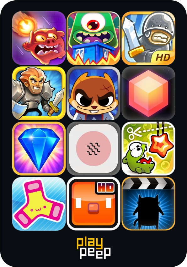 Icon Special 4 Another batch of great app icons! Monster