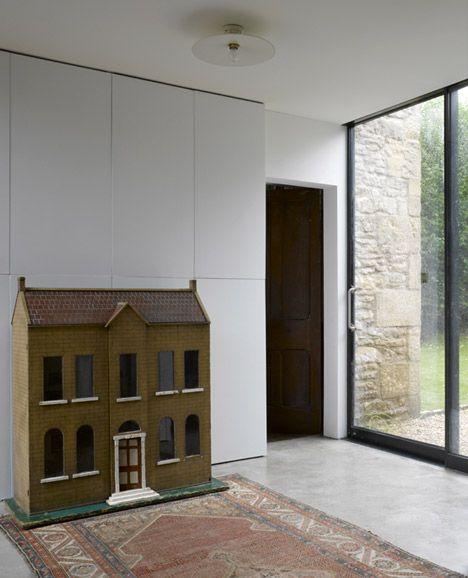 Shadow House by Jonathan Tuckey Design Interieur Pinterest