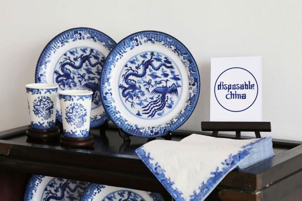 Singapore Agency Launches Disposable China Collection At Goods Of Desire China Plates Decorative Plates