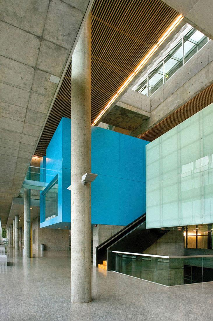 Gallery of University College Ostfold Halden / Reiulf Ramstad Architects - 6