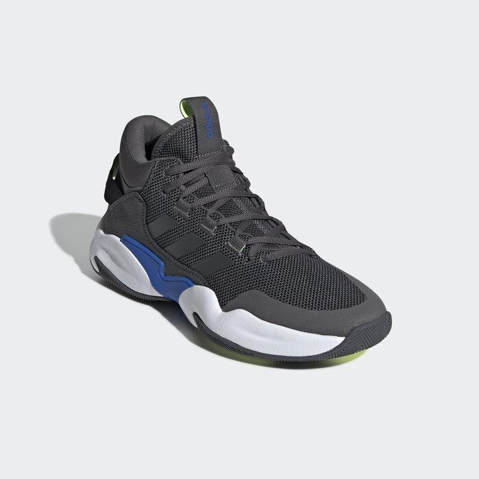 Street Check Shoes Grey Six Mens