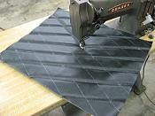 Upholstery DIY Diamond pleats/quilting | Automotive ...