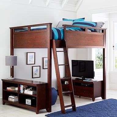 Hampton Convertible Loft Bed Pb