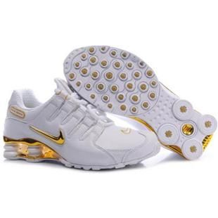 www.asneakers4u.com 314561 107 Nike Shox NZ White Yellow J04007