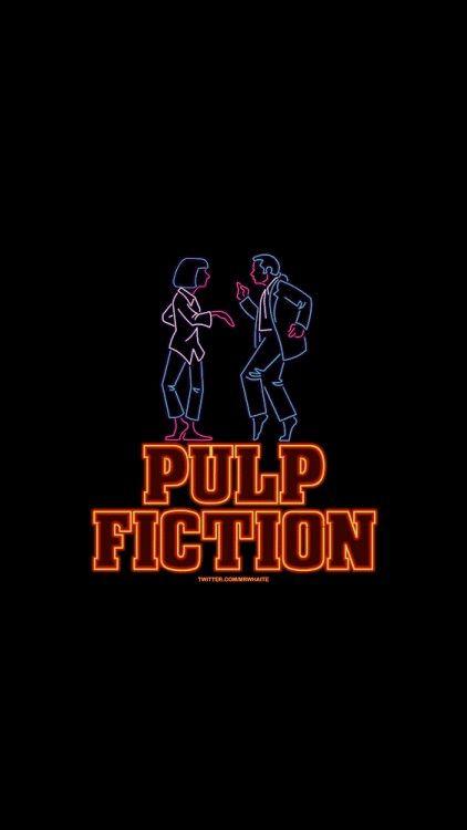 Pulp Fiction Di Quentin Tarantino Pulp Fiction Quentin Tarantino Movies Fiction