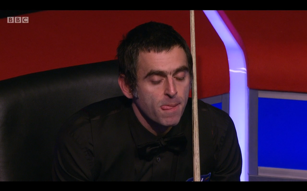 """""""One of the worst safety shots from one of the best safety players"""" says @jvofficialjv as O'Sullivan lets Trump in."""