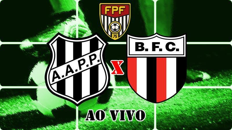 Ponte Preta X Botafogo Sp Ao Vivo Online Onde Vai Passar A