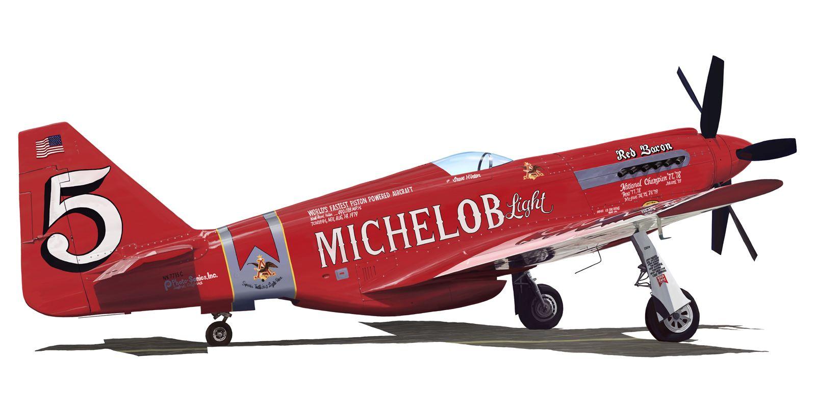 RB51_RedBaron_79_L.jpg (1600×800) Reno air races, Air