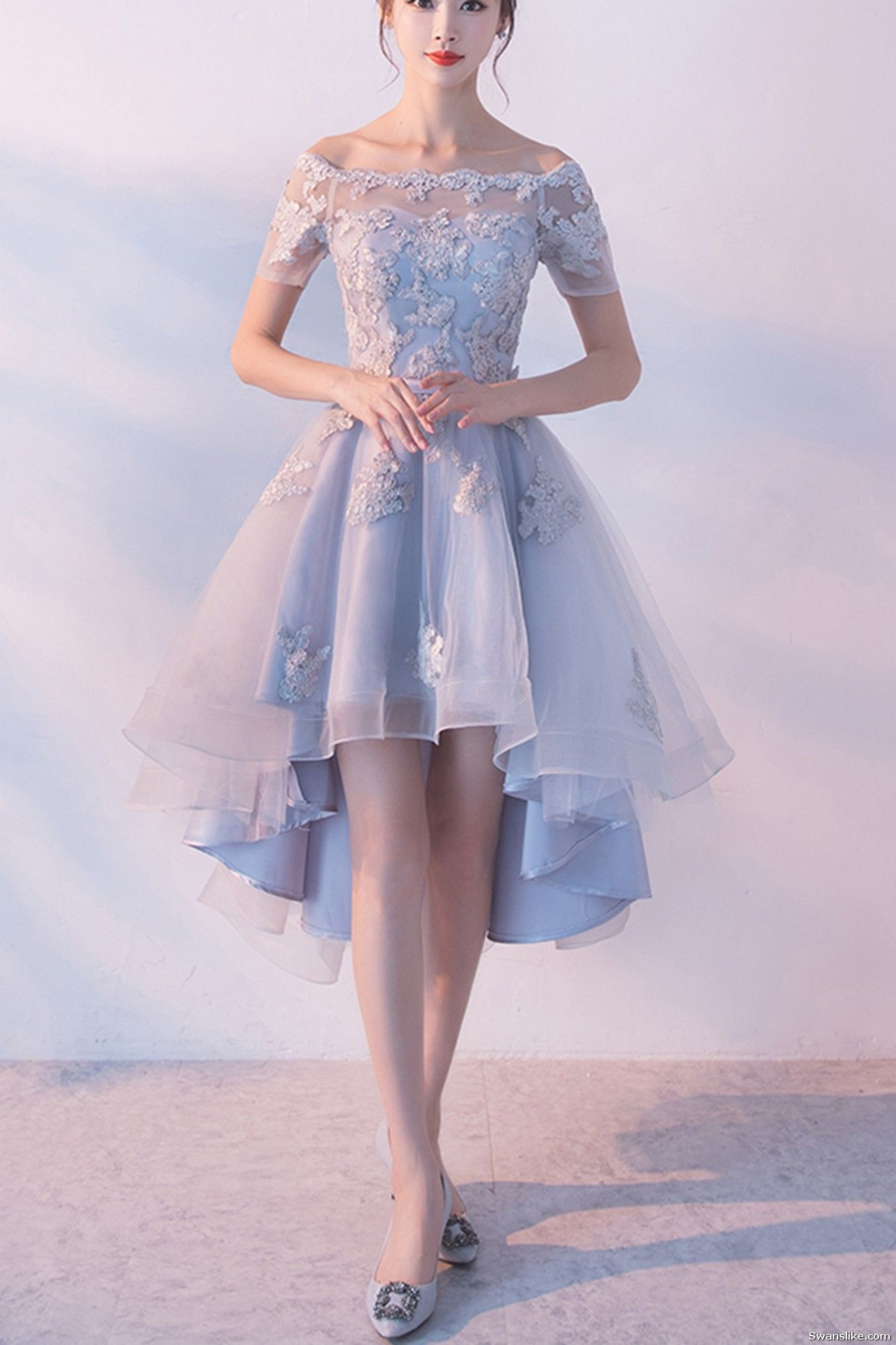 Long Evening Dress - Long Prom Dresses New Years Ladies Dresses 2018 ...