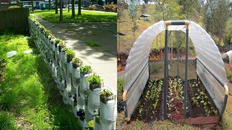 Idee Cloture Jardin Pas Chere