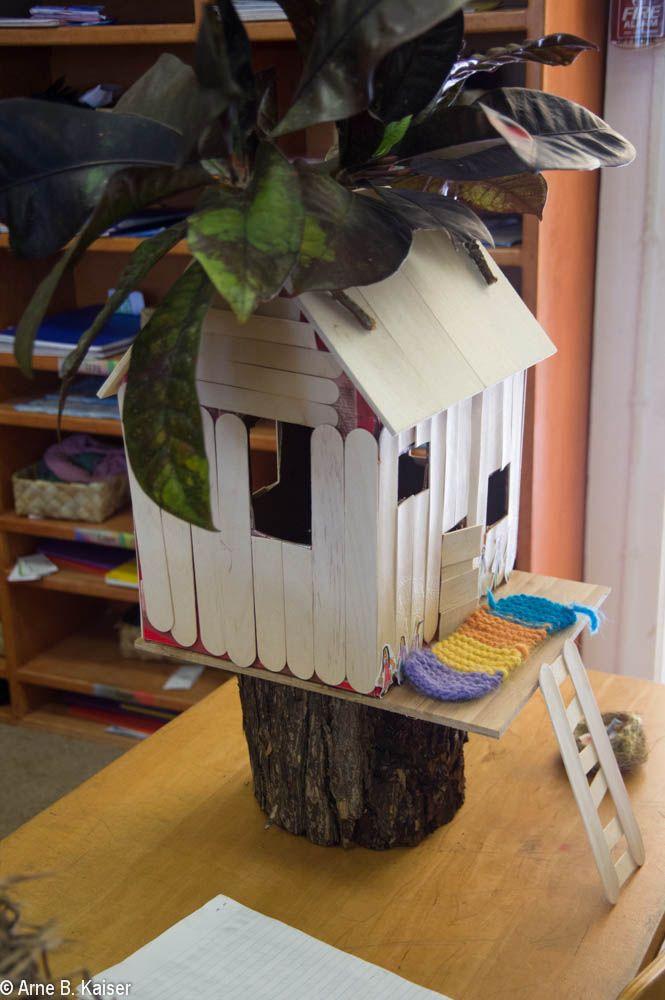 3rd Grade Shelters Block Dwelling Models Maquettes 3e