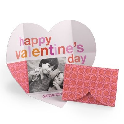 With All Your Heart Happy Valentine S Day Card Cards Pear
