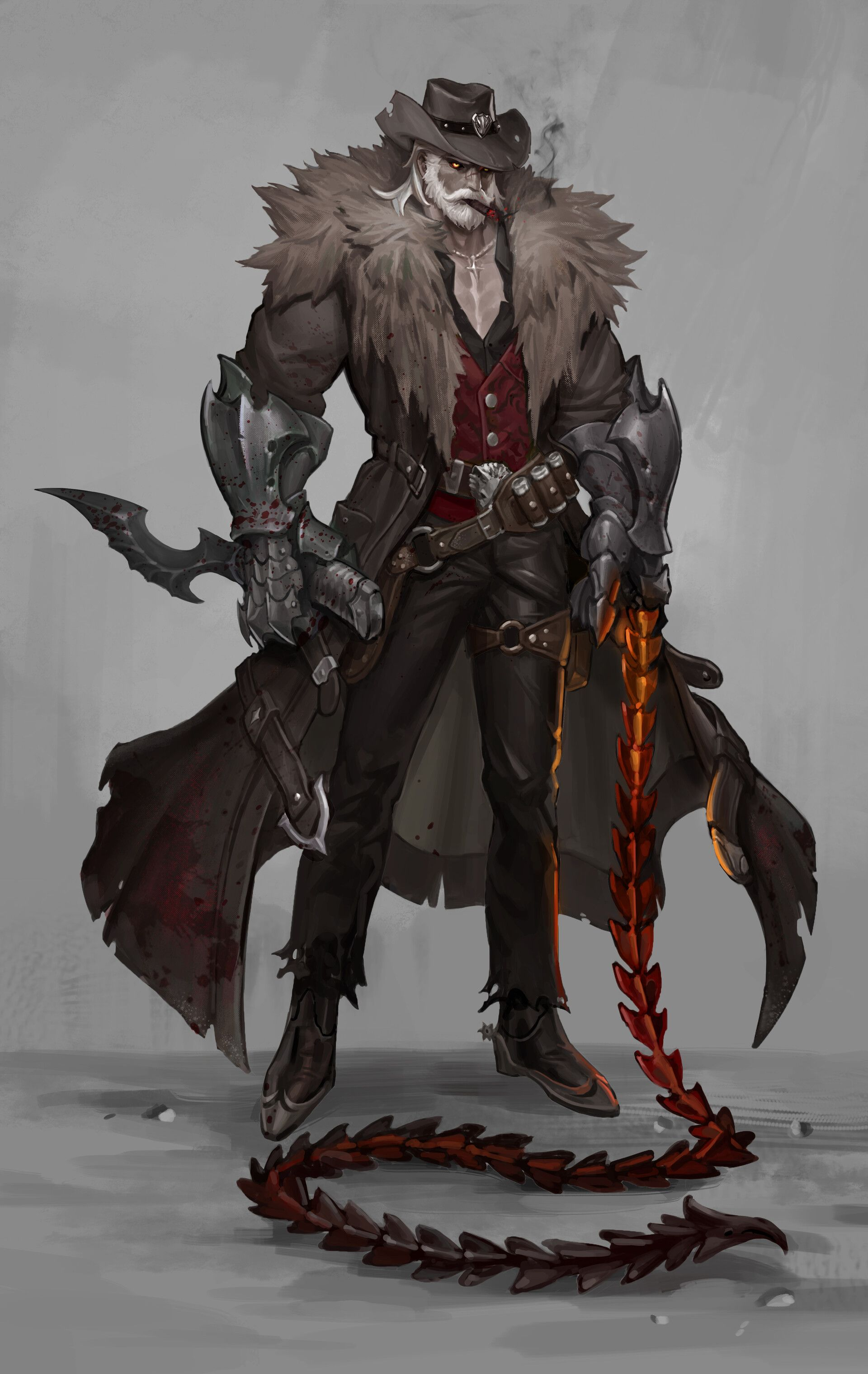 Wrath by seung guThe seven deadly sins _ WRATH