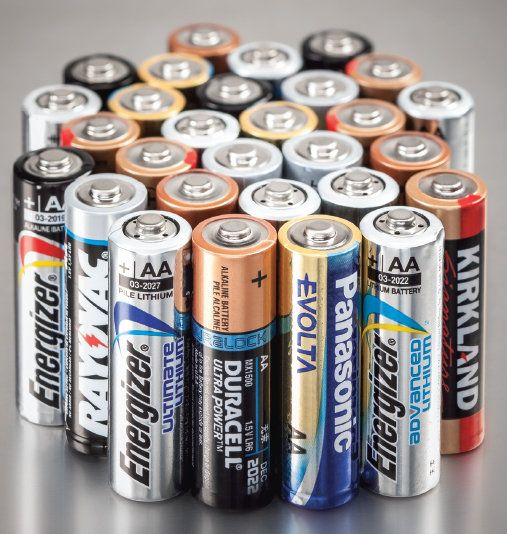 Oops Consumer Reports Consumers Aa Batteries