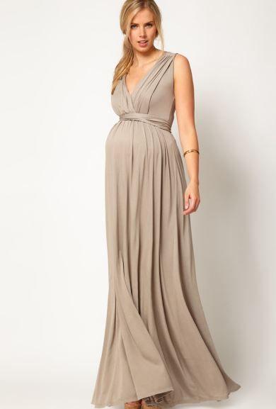 beaucute.com maternity maxi dresses (02) #maternitydresses | Baby ...