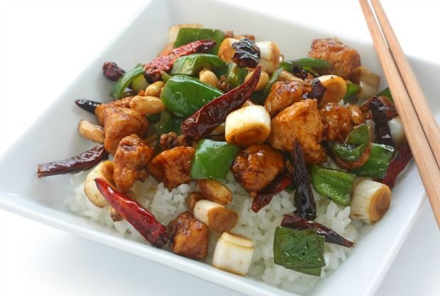 Kung pao gai ding recipe chinese dinner food forumfinder Gallery