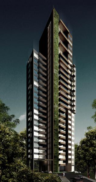 Pin de jorge restrepo en fachadas edificios fachada for Casa minimalista quilmes