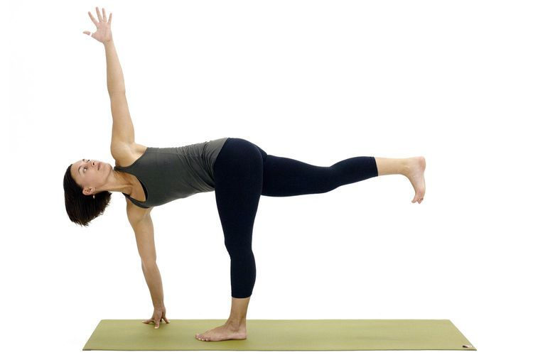 Tips to Help You Do Revolved Half Moon Pose