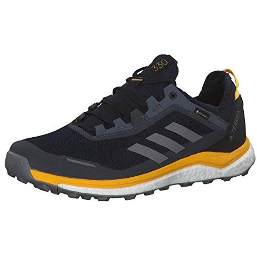 Adidas Hommes Outdoor Trekking Chaussure Terrex AGRAVIC Flow GTX Legend Ink
