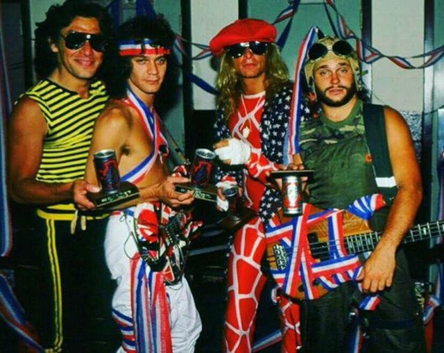 More Vh Weirdness Eddie Van Halen Van Halen David Lee Roth
