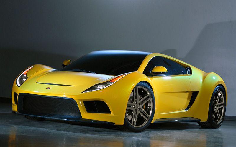2008 Saleen S5s Raptor Суперкары Концептуальные машины Автомобиль будущего