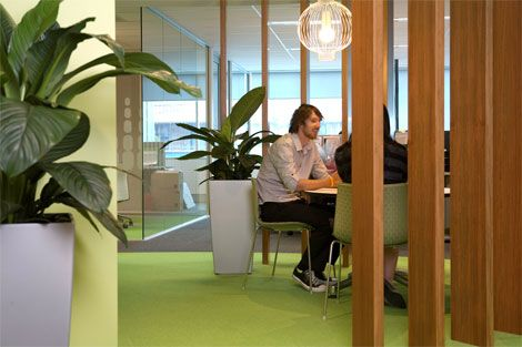 Open plan offices ambius new zealand