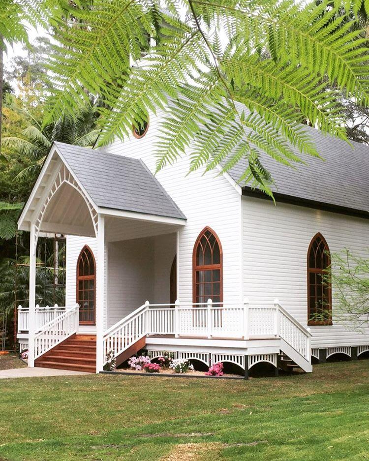 the stunning charlotte chapel kantara house kincumber on the