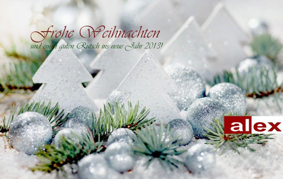 AL.EX Reiseservice wünscht Euch frohe Weihnachten :)