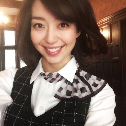 松島花の笑顔画像