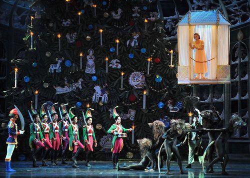 Gallery | 52nd annual production of Atlanta Ballet's 'Nutcracker' | accessatlanta.com  War scene