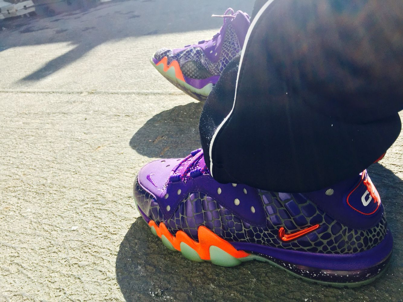 Sun BarkleyPosites ☀️ Sneakers, Sneakers nike, Air jordans