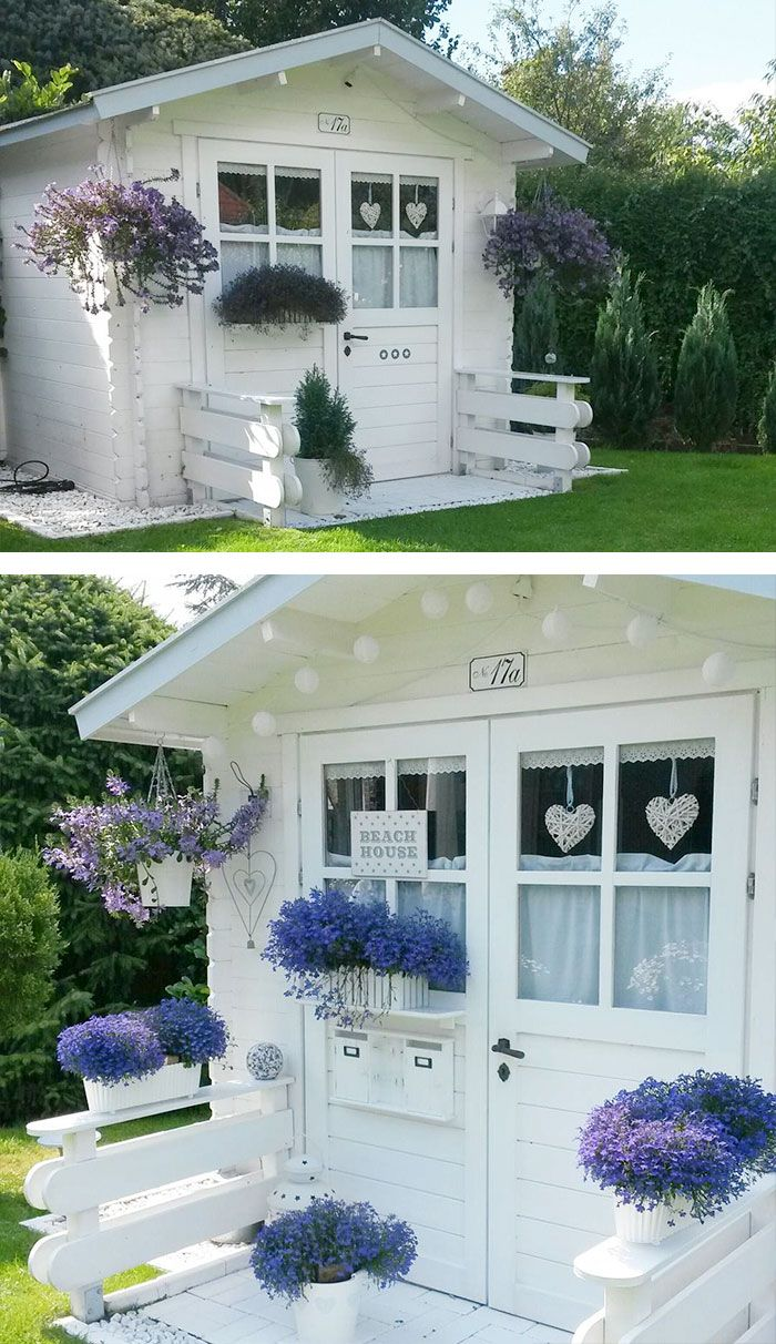 Women Are Creating She-Sheds, A Female Alternative To Man Caves (55 ...