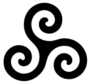 The Triskele - Celtic Symbols | Web and design | Celtic