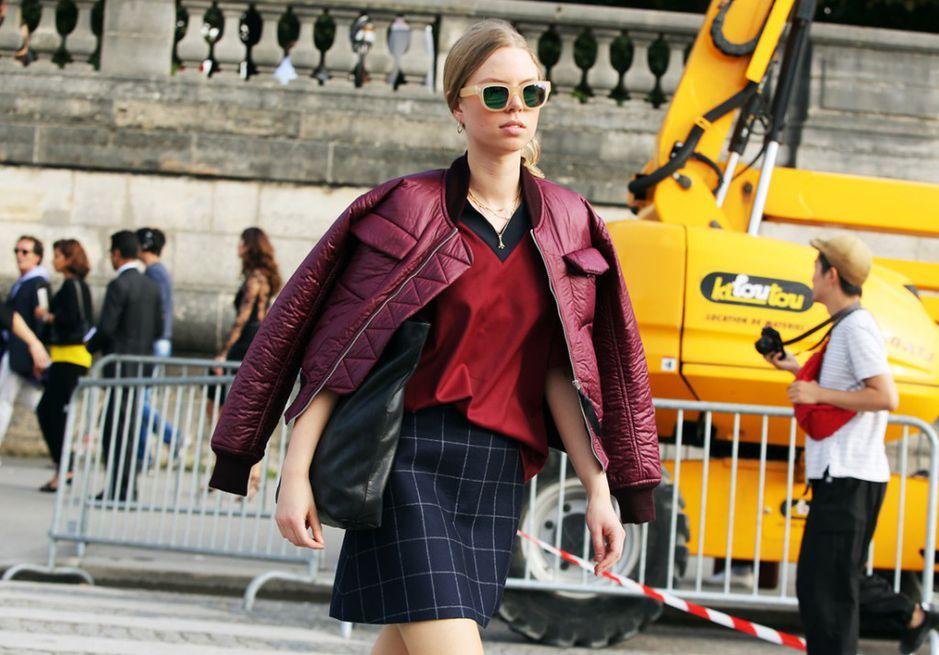 Street & style à Paris