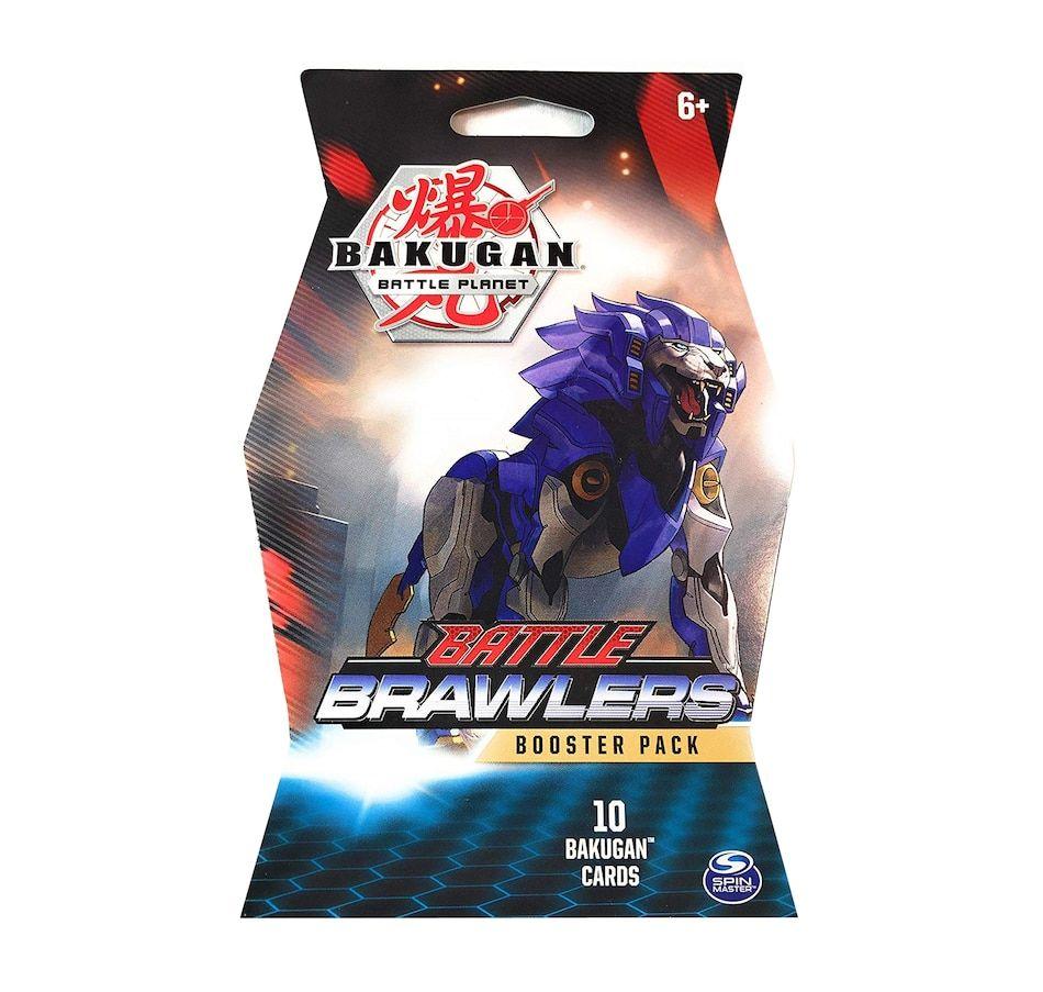 Bakugan booster pack collectible trading cards bakugan
