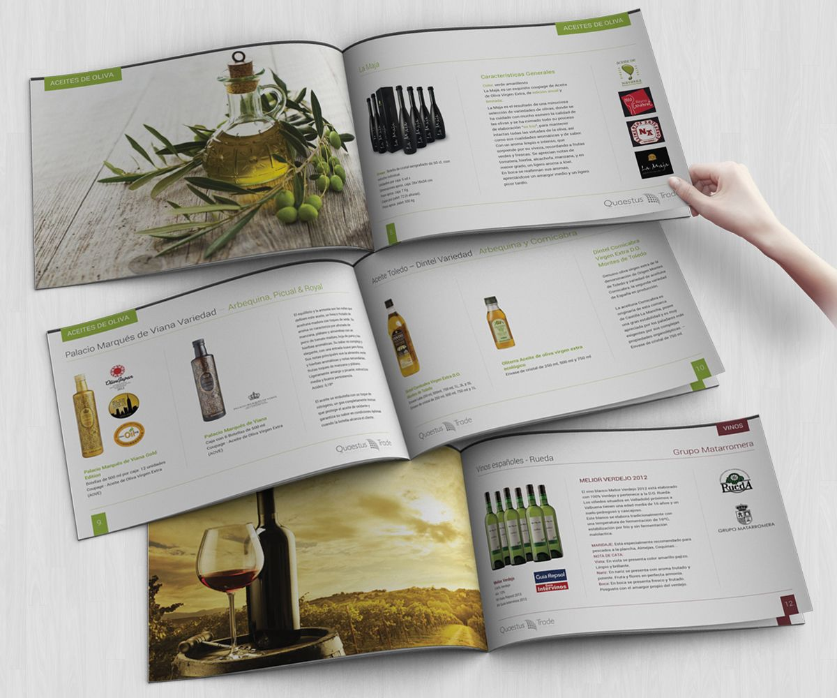Catalog Examples: Beautiful Catalog Design Available.