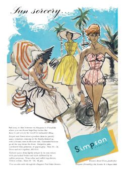 1955 Simpson ad