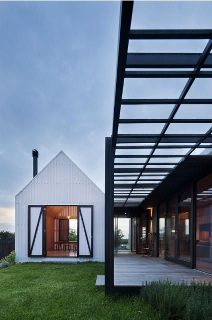 Seaview House Designed By Parsonson Architects: Seaview House / Jackson Clements Burrows Architects