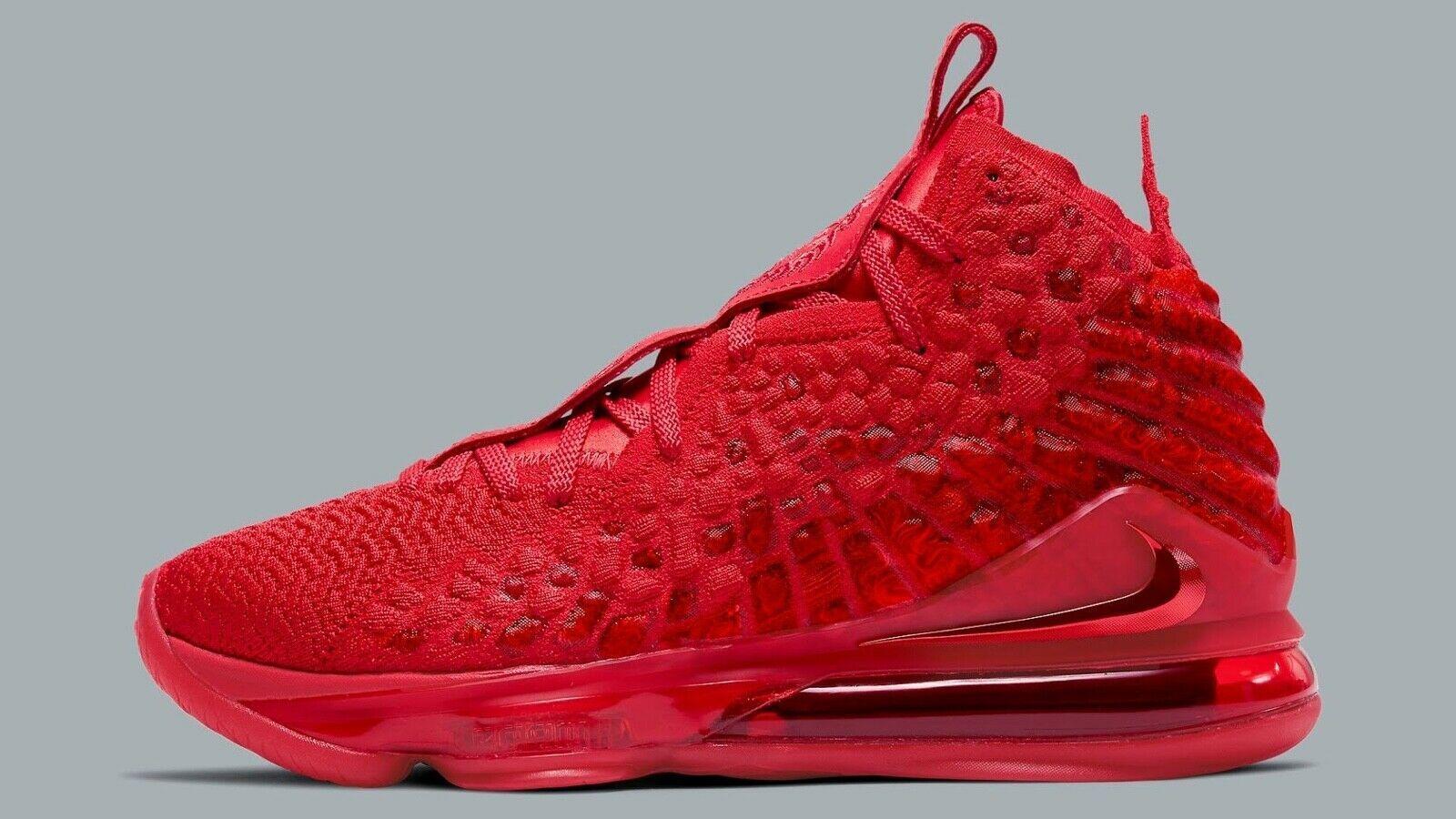 Pre-Order Nike Lebron 17 XVII Red