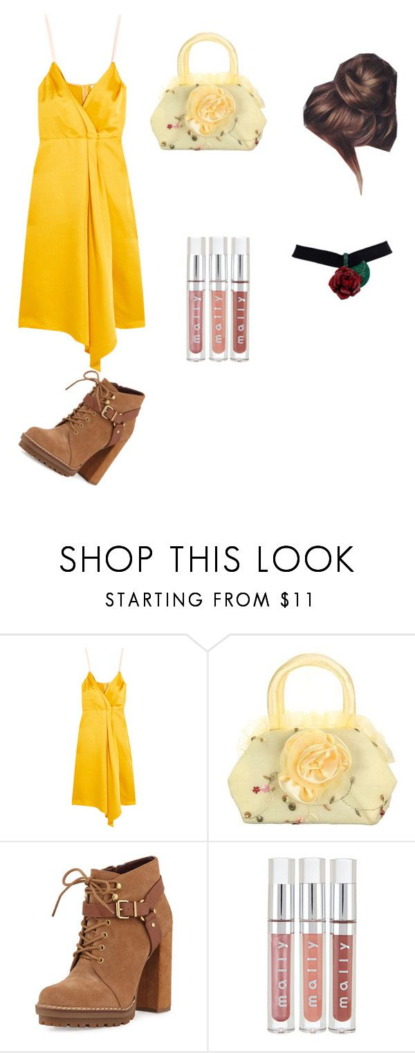"""""""Belle"""" by inspiration25 ❤ liked on Polyvore featuring Victoria Beckham and BCBGeneration"""