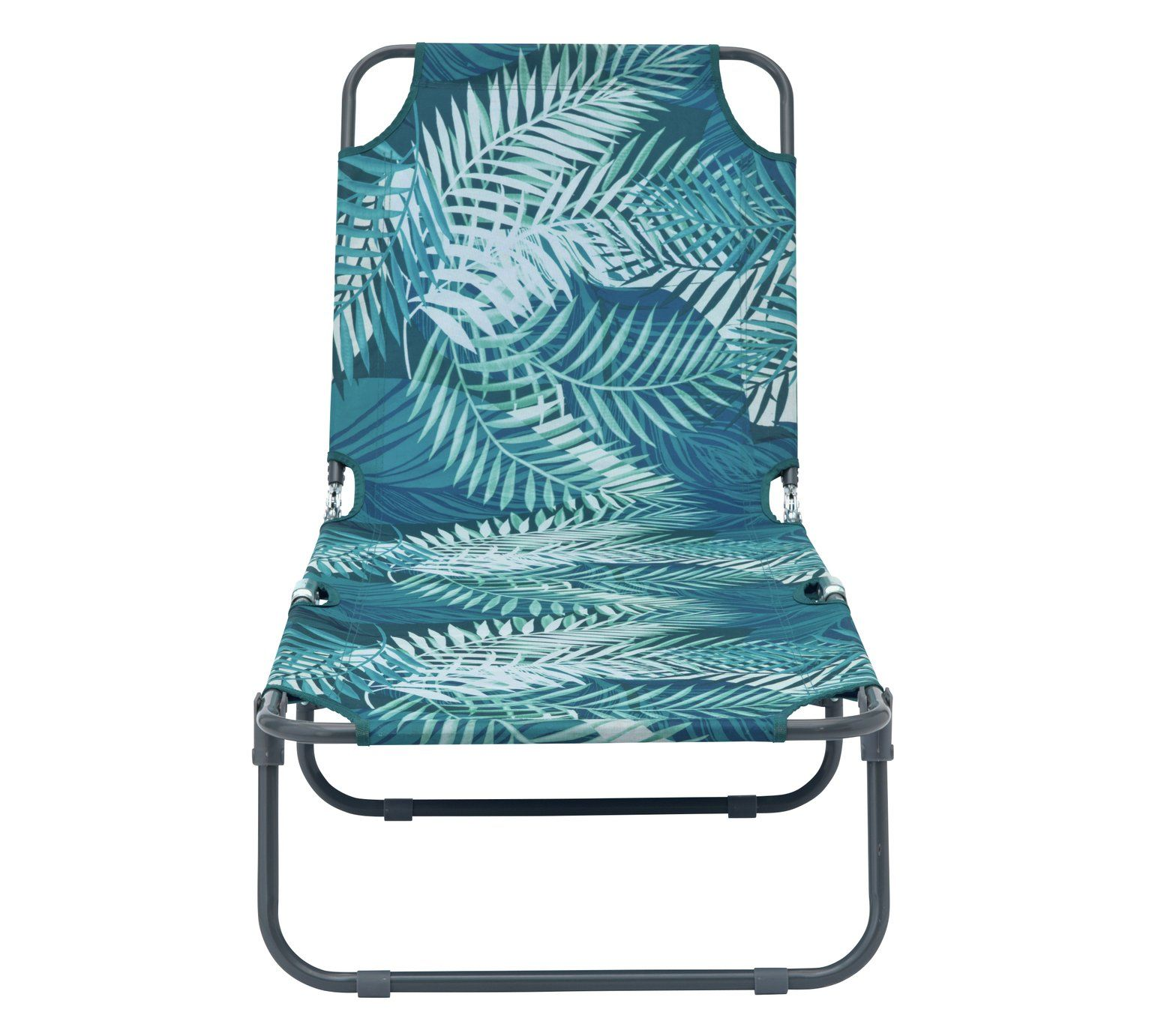 Buy Folding Sunbed Palm Garden chairs and sun loungers