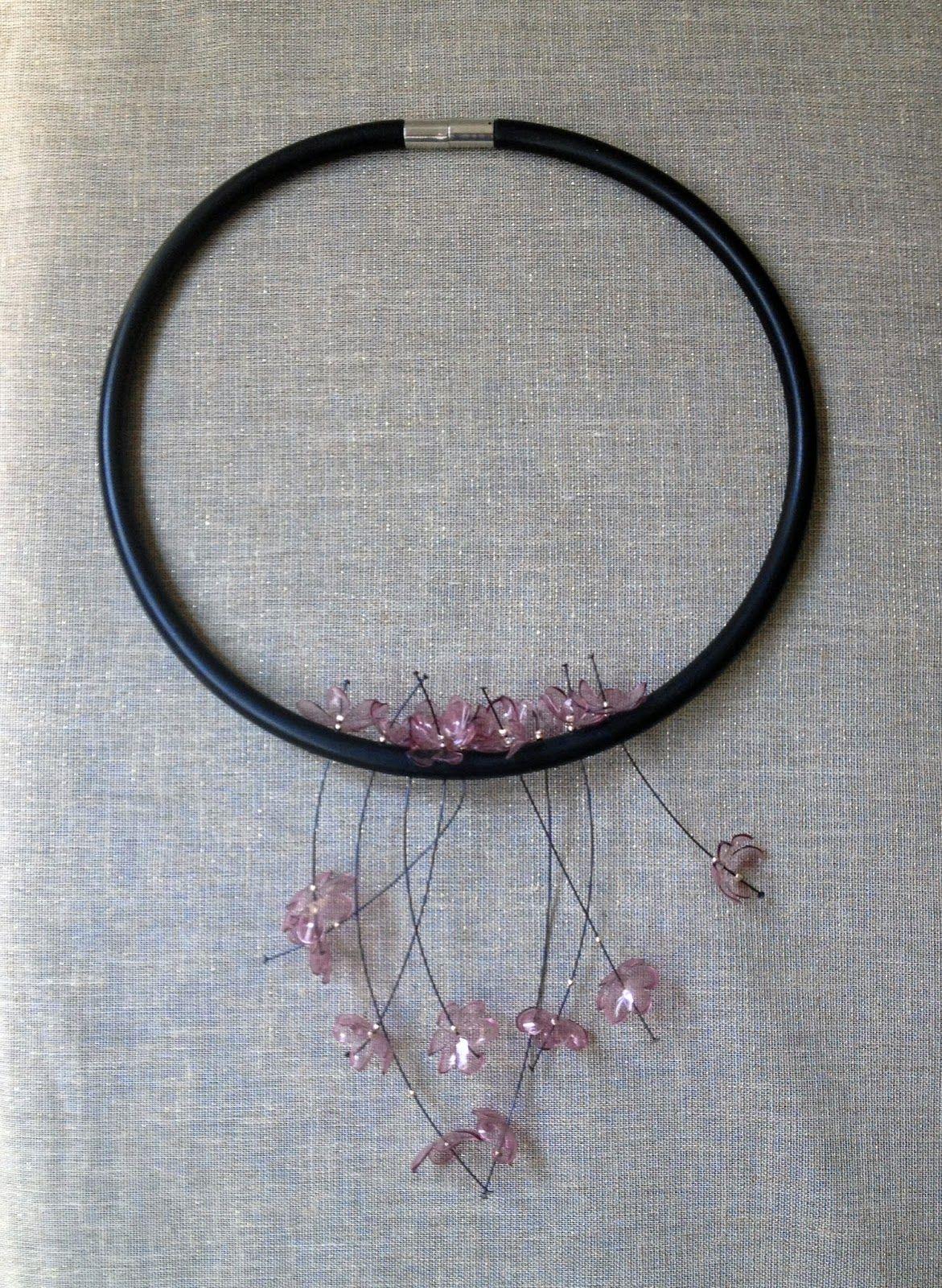o ring necklace by gulnur ozdaglar, tertium non data | MY WORK ...