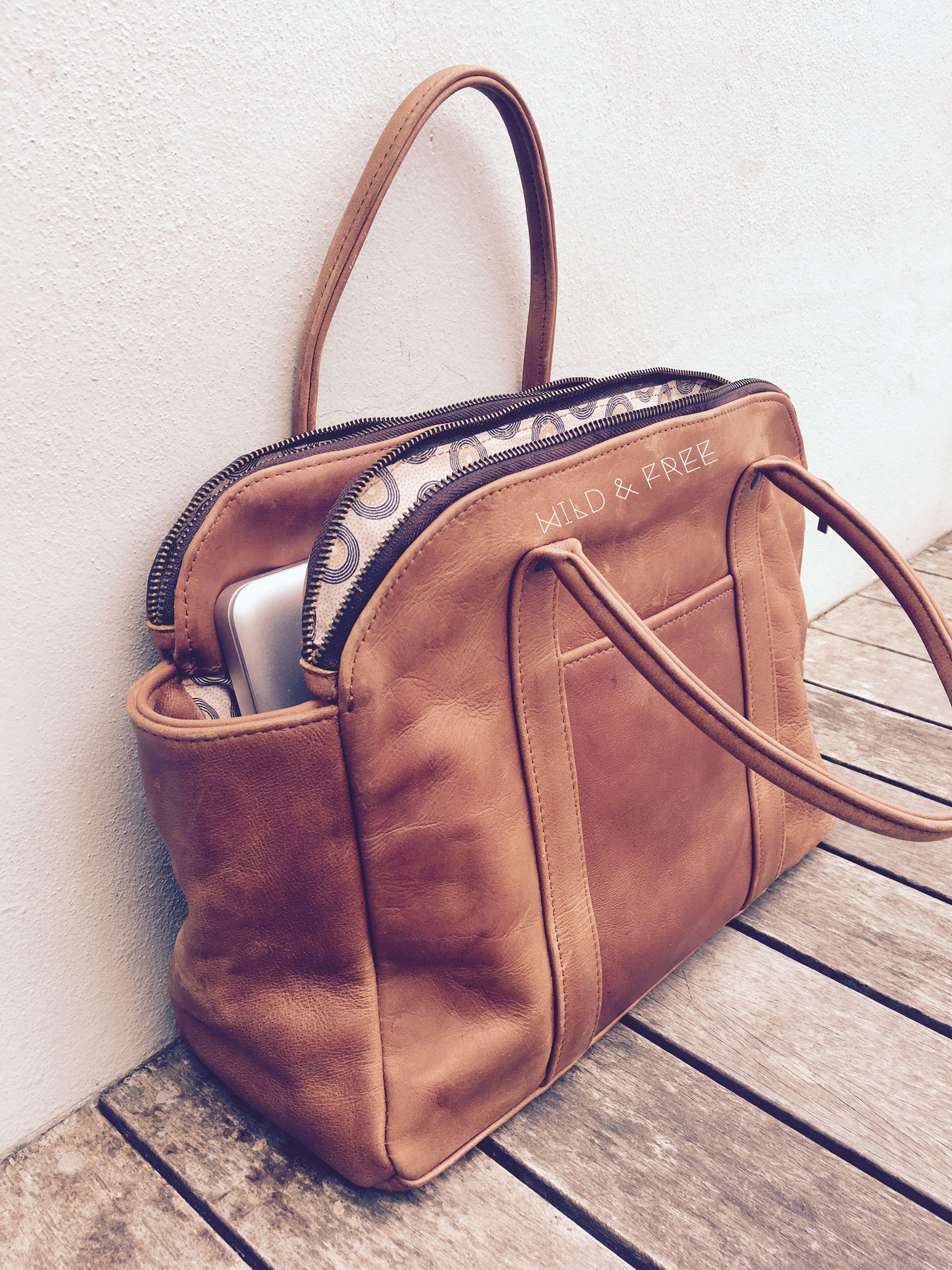 9a68b1b9c25a Genuine Leather Business Bag